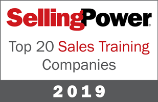 SellingPower Top20 Sales Training Companies 2019