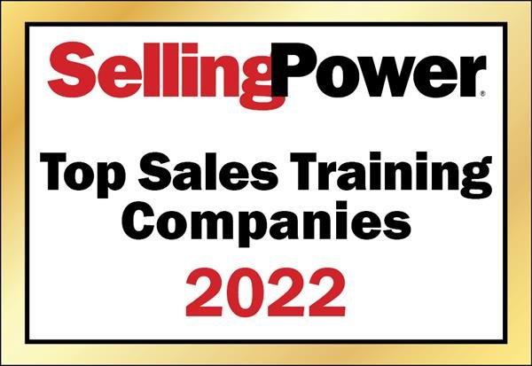 SellingPower Top20 Sales Training Companies 2020