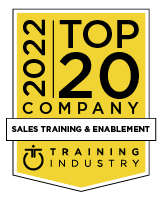 Training Industries Top20 Sales Training Companies 2020